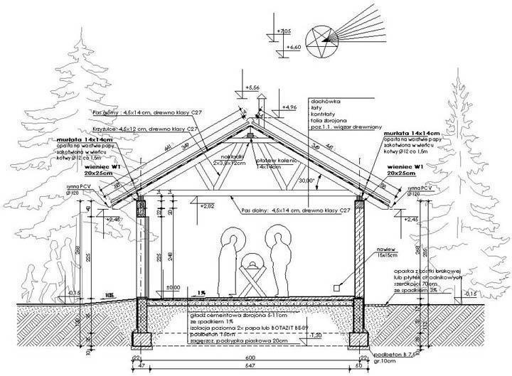 Ježíškovo bydlení aneb Jak postavit betlém