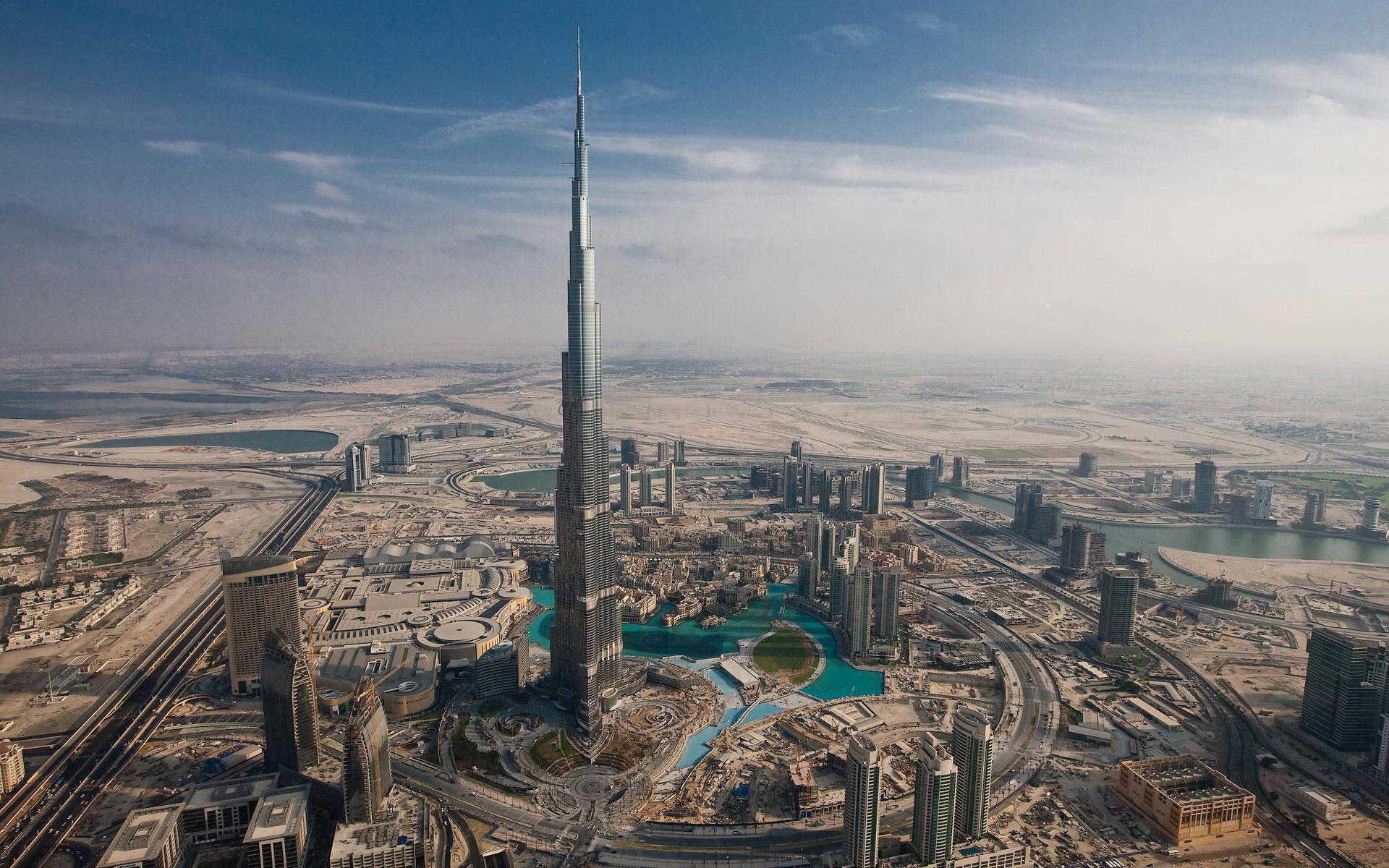 Rekordní stavby roku 2010