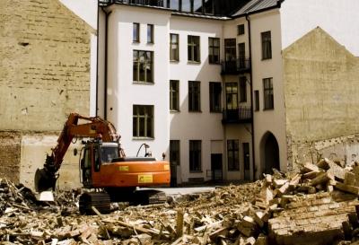 Jak pojistit rozestavěnou stavbu?