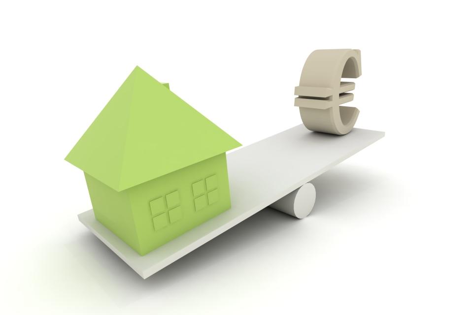 Co delat kdyz nevyjde odhad nemovitosti