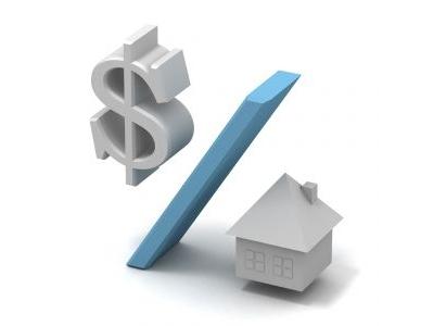 Úrokové sazby hypoték klesají