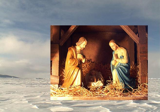 Ježíšek - Santa Claus