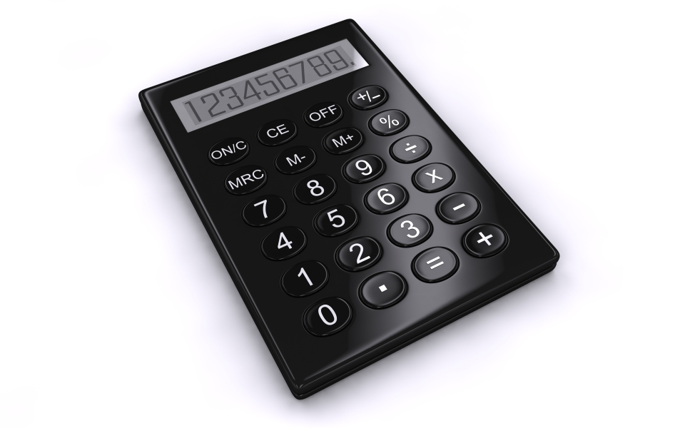 Kalkulačka - spočítejte si - finanční výpočty - matematika