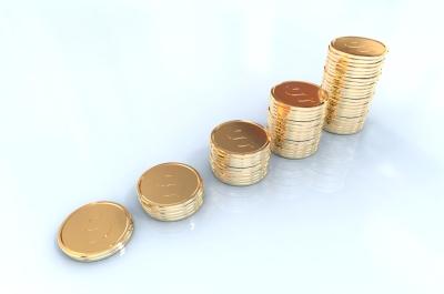 Architektura na českých zlatých mincích