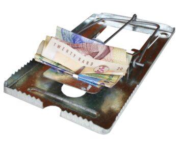 Past na peníze - bankovky