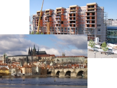 Mostecké byty jsou lepší než pražské