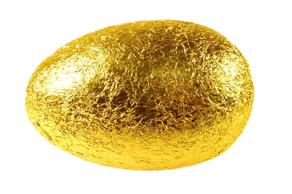 Zlato - zlaté vejce