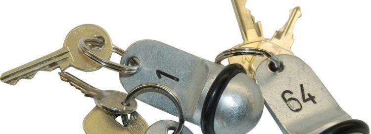 Hotel, ubytovna - hotelové klíče