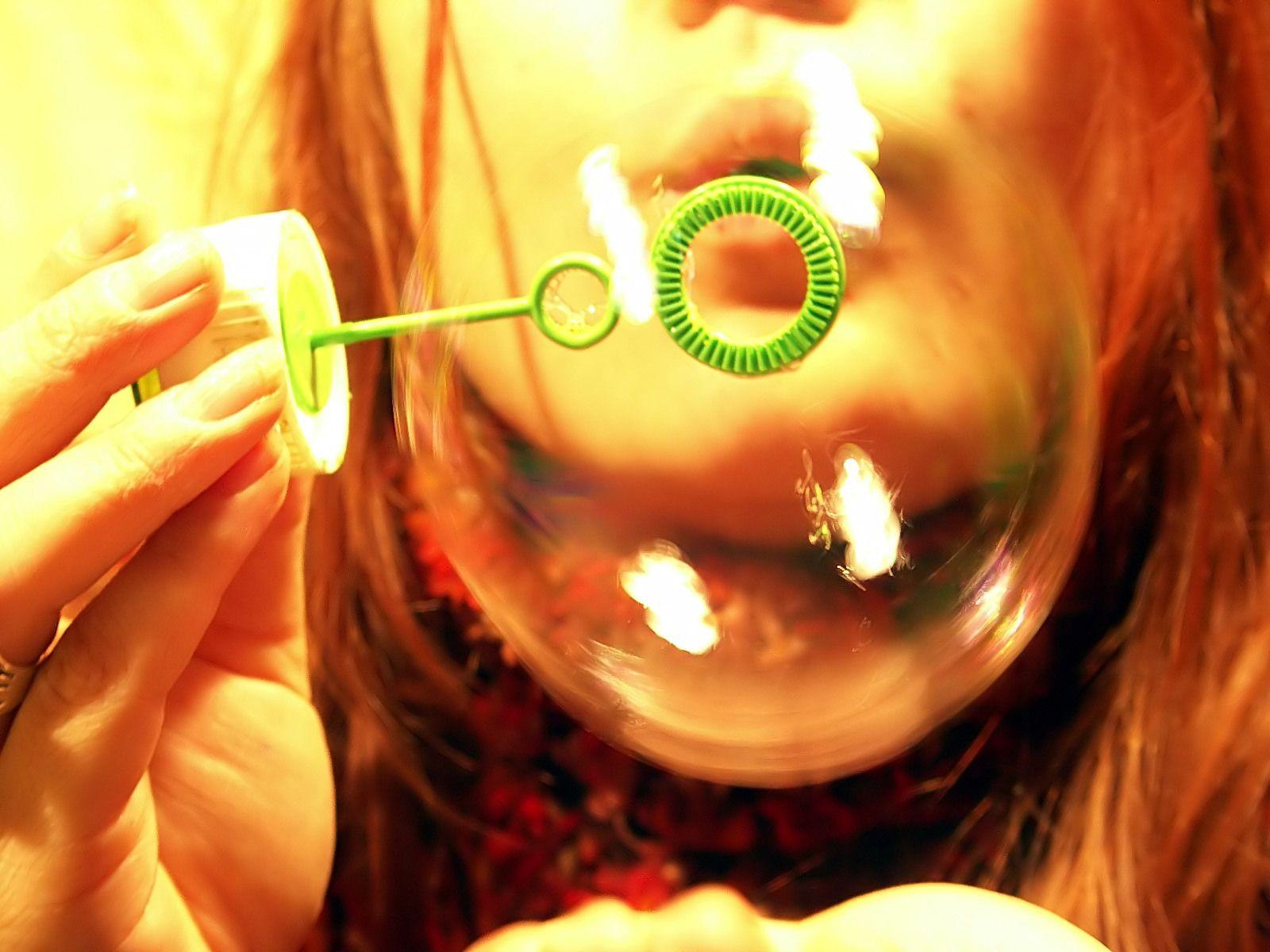 realitní bublina nafouknutí