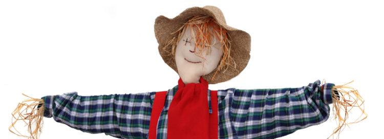 scarecrow-strašák