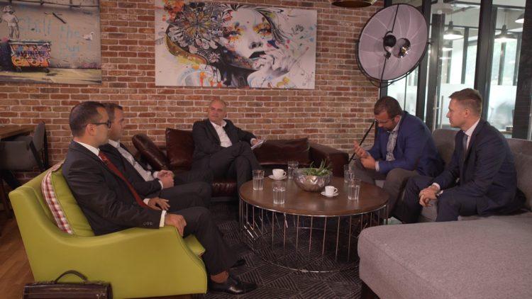Realitní fondy - diskuse - video