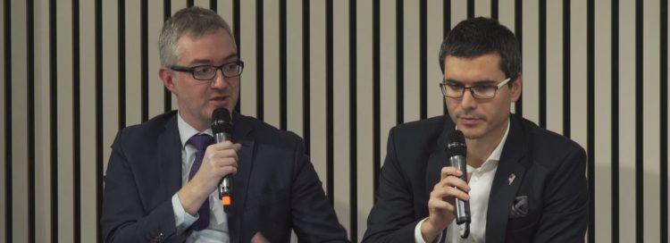 Jan Lener, Broker Consulting a Marek Macura, MM Finance - konference FINfest - finanční poradce