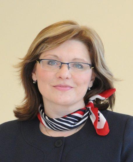 Monika Laušmanová, Stavební spořitlena České spořitelny