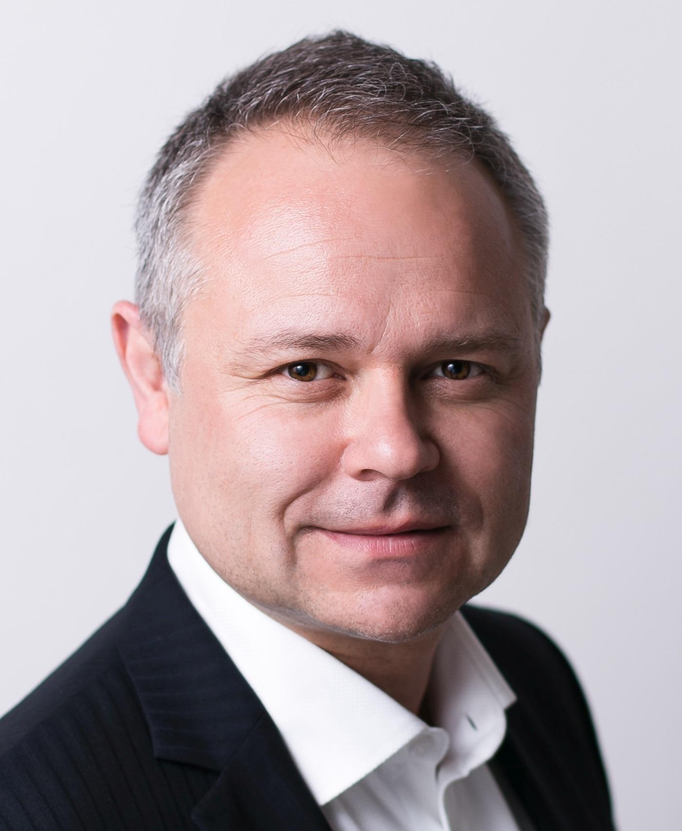 Hanuš Thein, výkonný ředitel pro obchod a marketing Wüstenrot
