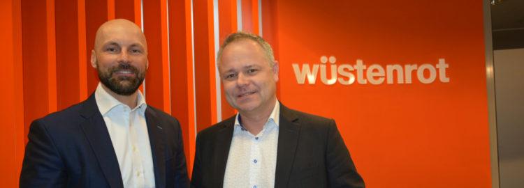 Michael Pupala a Hanuš Thein, Wüstenrot