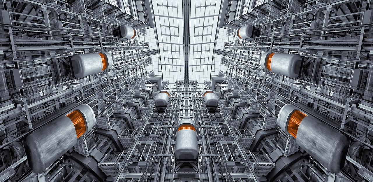 Výtah - výtahy