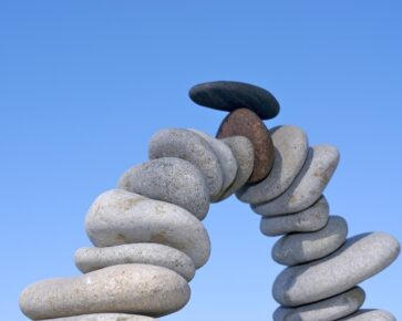 rovnováha - kameny - feng shuey - vyplatí se