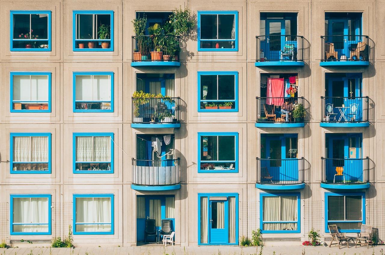 Bytový dům - apartmány - byty