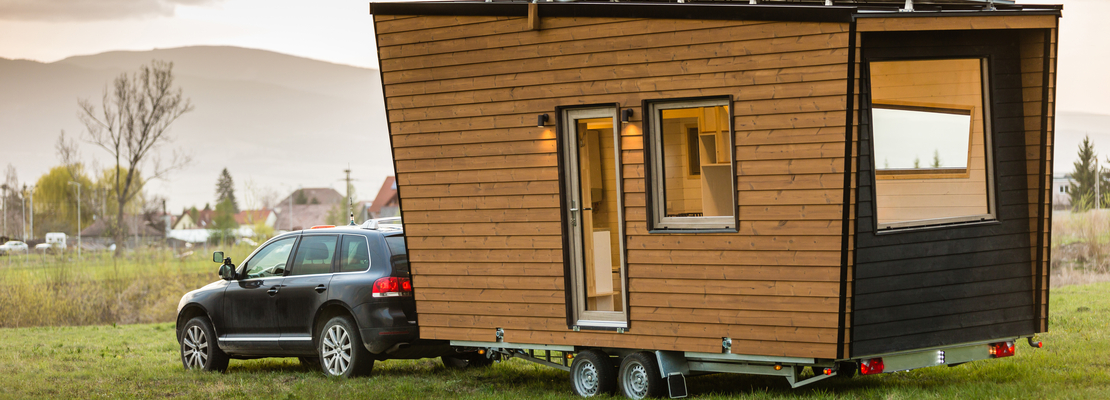 mobilní domy na hypotéku