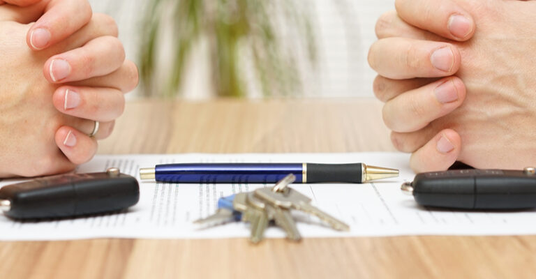 Rozvod a nemovitost