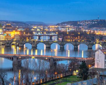 Praha developerská společnost