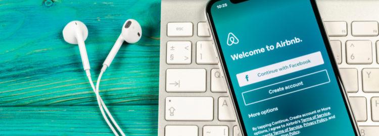 Airbnb: daně, daňové přiznání, pojištění