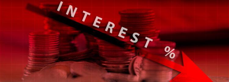 Záporné úrokové sazby