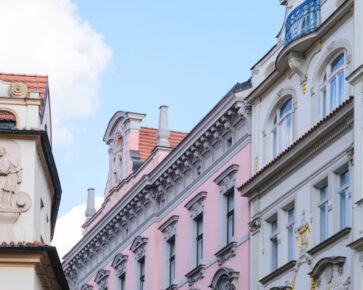 Financování komerčních nemovitostí