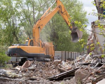 Odstranění stavby souhlas stavebního úřadu