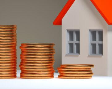 Jak ČNB odhaduje nadhodnocené ceny nemovitostí
