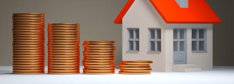 Růst cen nemovitostí říjen 2020