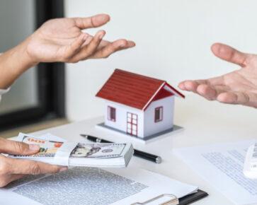 Smlouva při prodeji a koupi nemovitosti