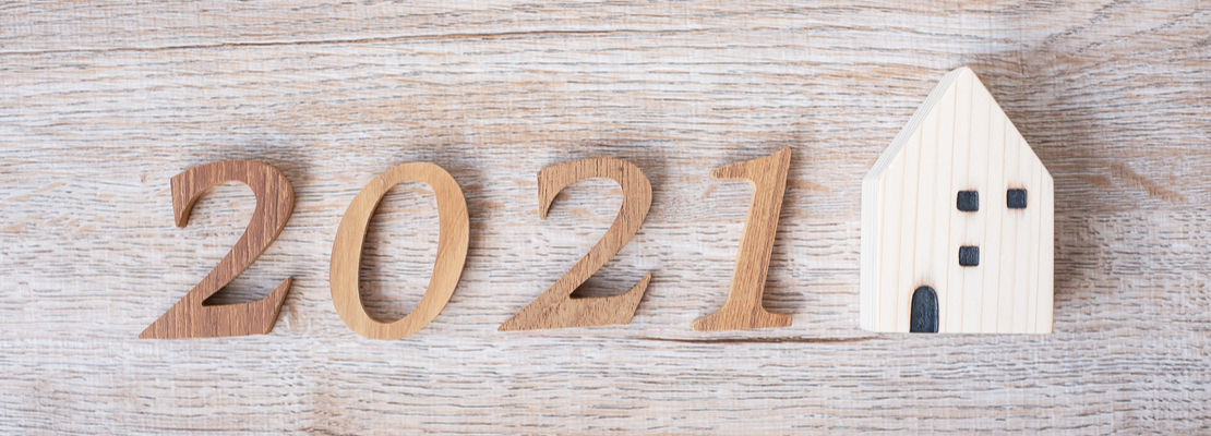 Nemovitosti v roce 2021