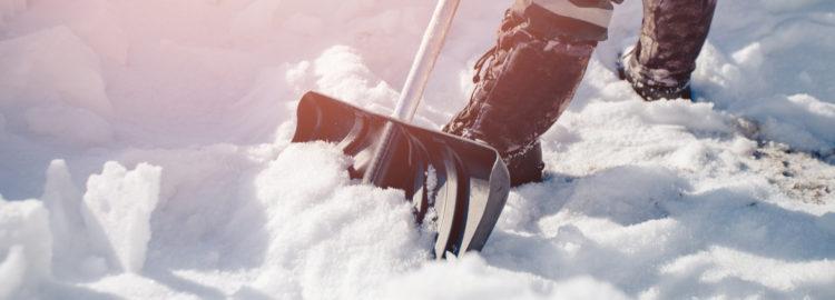 Kdo má na starosti za úklid sněhu