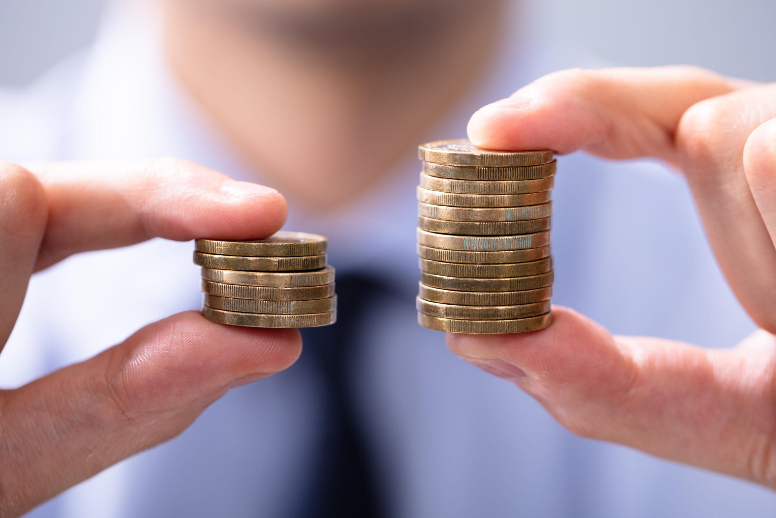 Exekuční a insolvenční srážky ze mzdy 2021