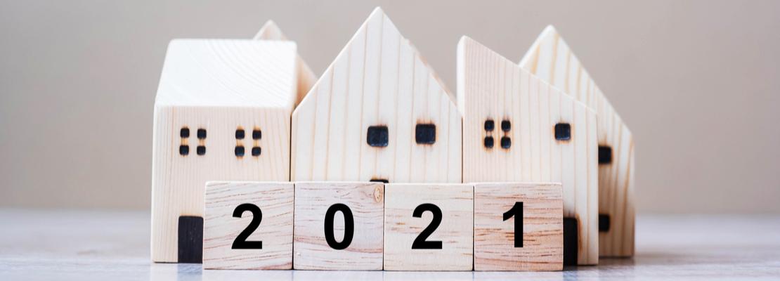 Vývoj realitního trhu 2021