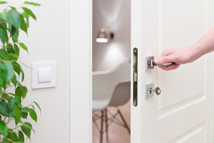 Podmínky pro vstup pronajímatele do bytu