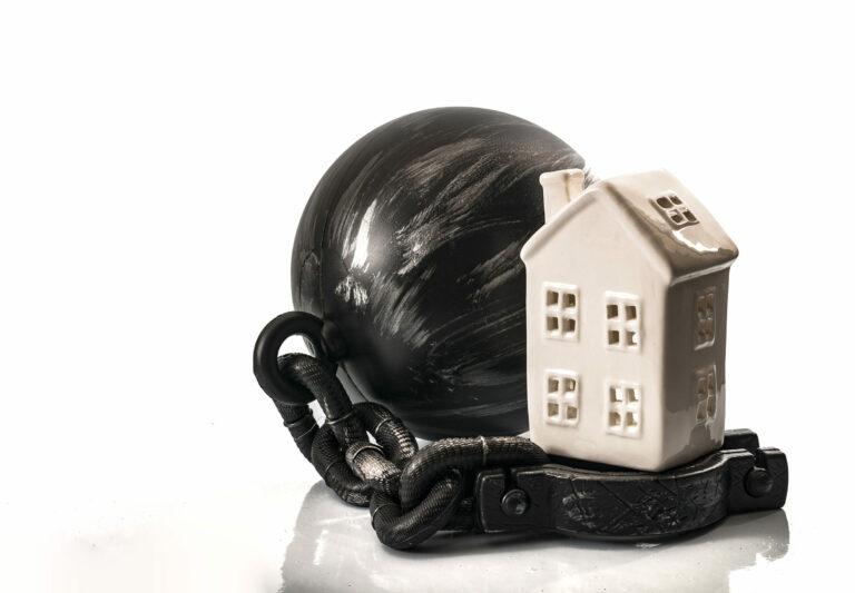 Koupě nemovitosti zatížené zástavním právem