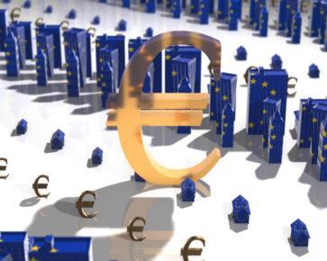 úrokové sazby hypotéky v Evropě